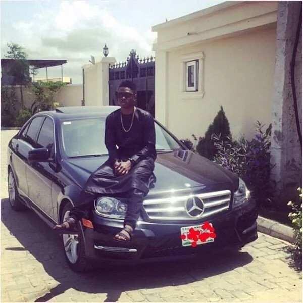 Lil Kesh net worth, cars and house ▷ Legit ng