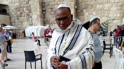 Just in: Court threatens arrest of Nnamdi Kanu's sureties