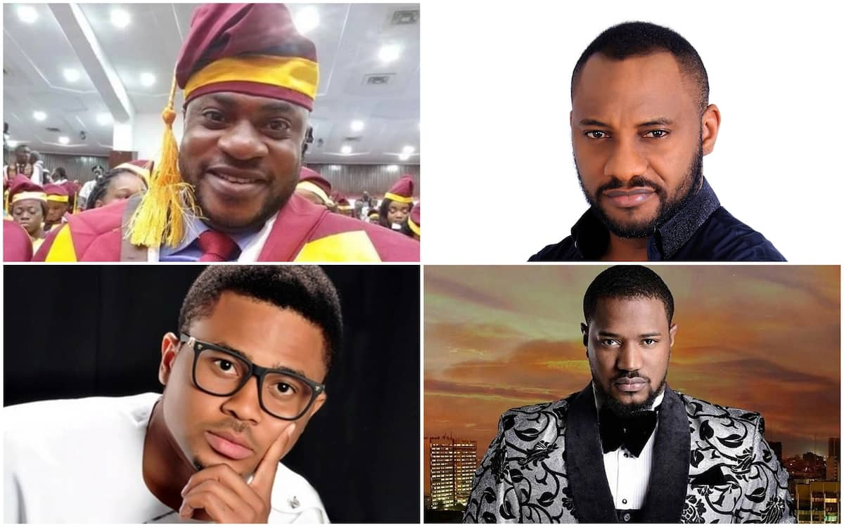 The most handsome actor in Nigeria