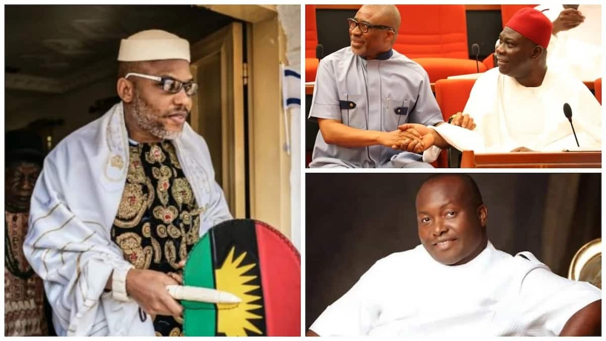 Top 6 Igbo men politicians who can be president in 2019 ▷ Legit ng