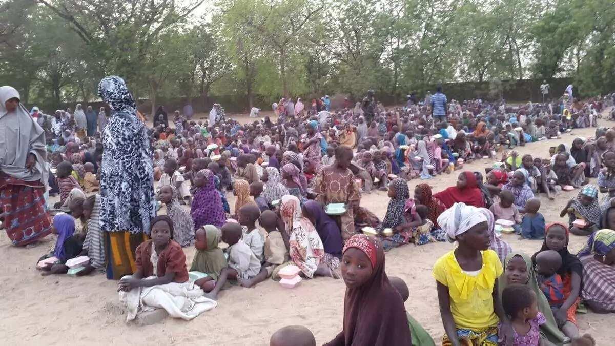 Canji: Gwamnatin Buhari ta mayar da 'yan gudun hijira dubu 8 gida