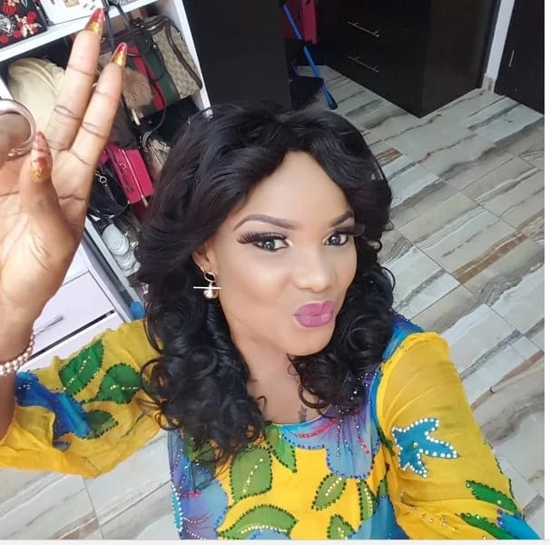 Iyabo Ojo's petition allegedly sent Kemi Olunloyo back to prison