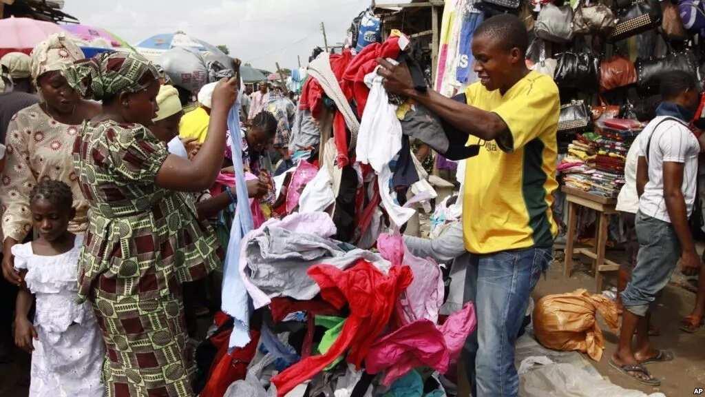 Origin of Okrika clothes in Nigeria