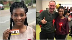 22-year-old Nigerian-born Elizabeth Bright elected as the youngest Councillor in the United Kingdom