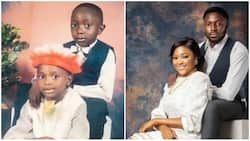 Twins recreate childhood photo on Instagram, capture attention of social media users