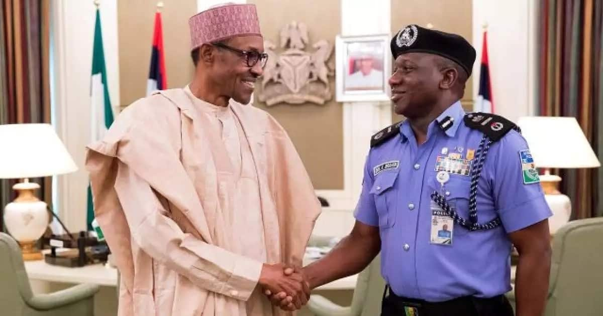 What Buhari said about Peace Corps of Nigeria ▷ Legit ng