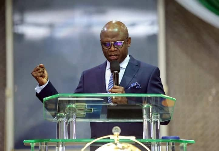 I didn't say Buhari has disappointed Nigerians, Tunde Bakare declares