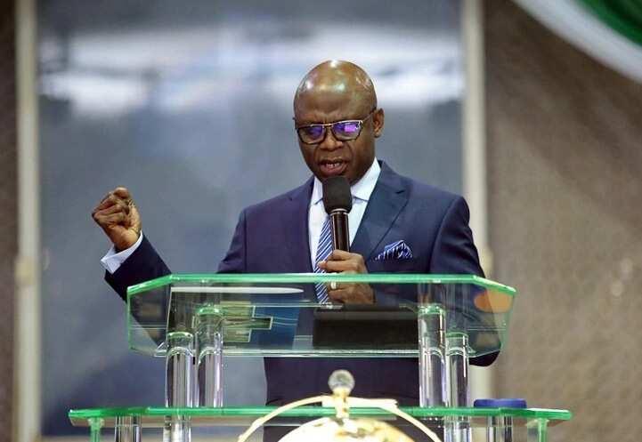 I will succeed Buhari as president of Nigeria – Pastor Bakare
