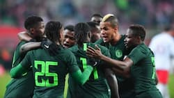 Gernot Rohr names 2 important Super Eagles stars who will not face Serbia in London