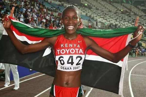The 20 biggest athletes from Kenya and Tanzania (photo)