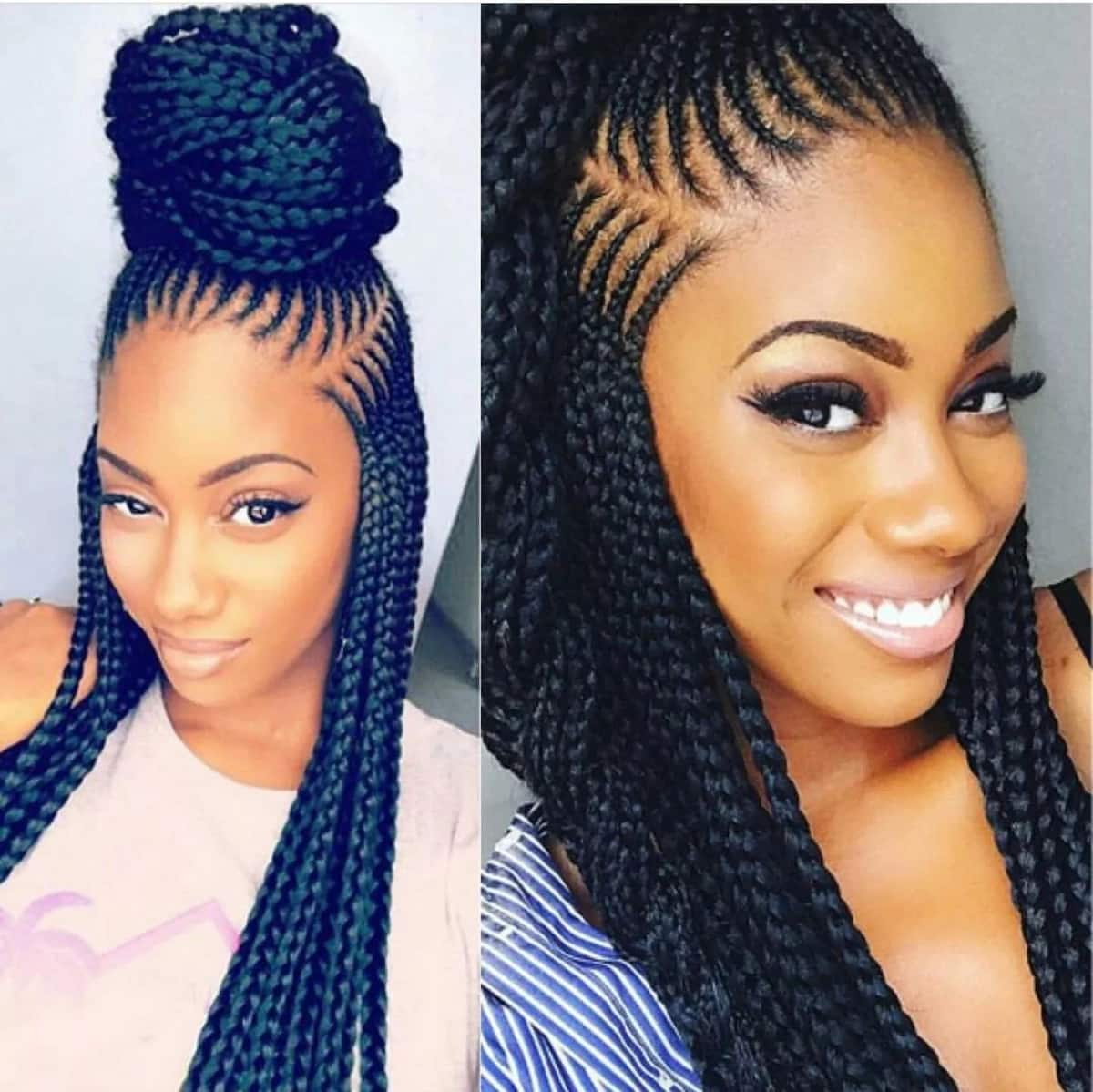 Latest female hairstyles 2018