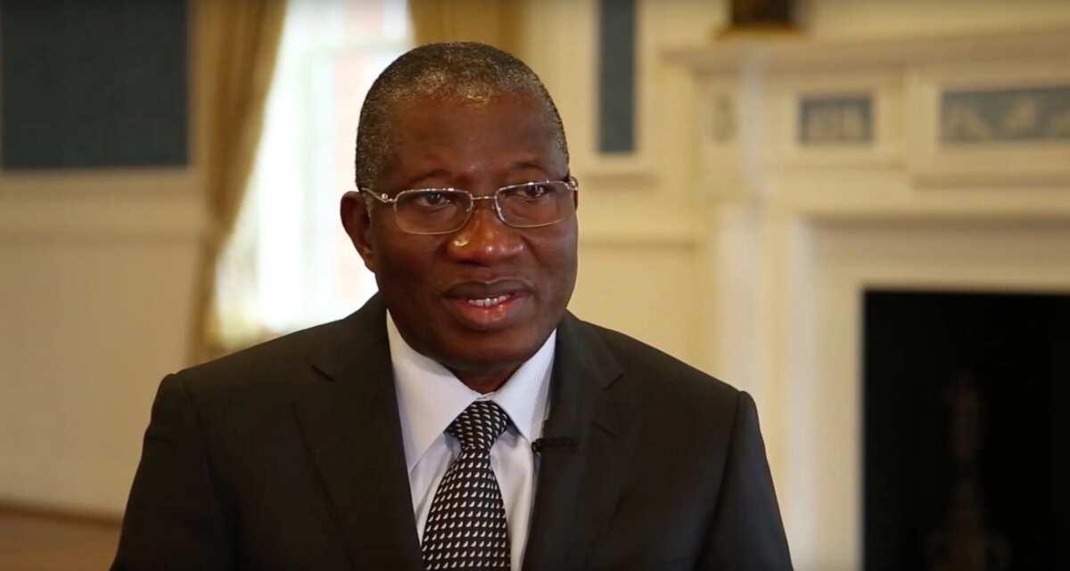 Zaben 2019: Shugaba Buhari ya yabi tsohon shugaban kasa Jonathan