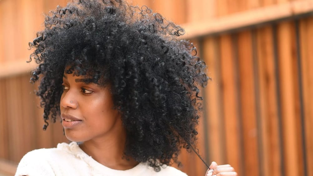 how to make natural hair soft and curly ▷ legit.ng