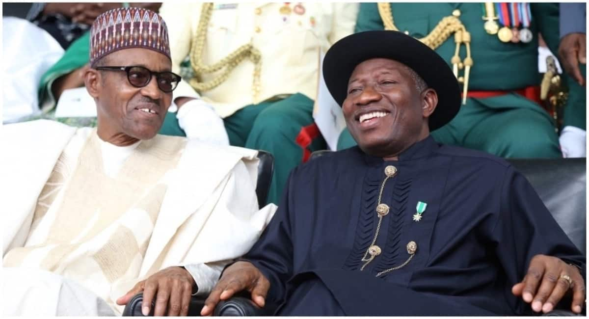 2019: Jonathan attacks Buhari, says president has set Nigeria aback