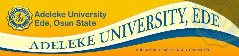 Image result for Adeleke University, Ede