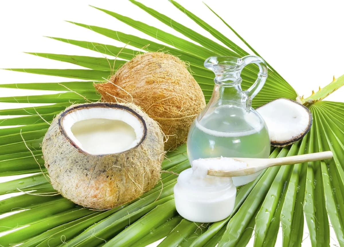 coconut oil without heat