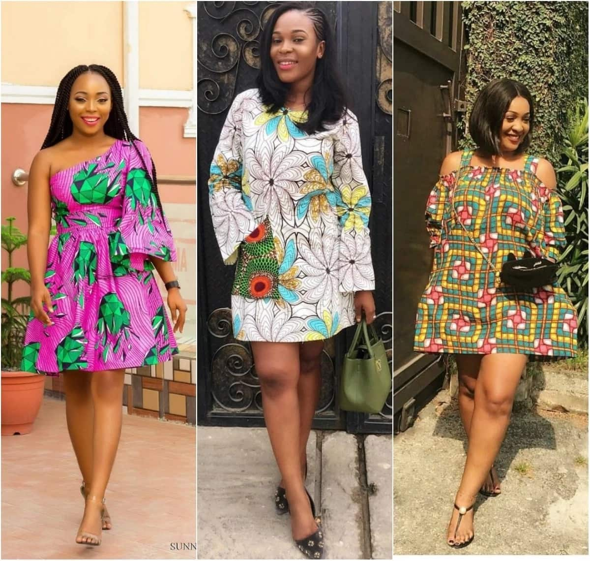 Short Ankara Dresses To Rock In 2018 Legit.ng
