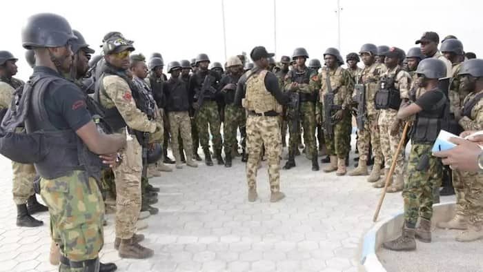 Nnamdi Kanu: Tension over massive deployment of soldiers to southeast ahead of IPOB leader's trial