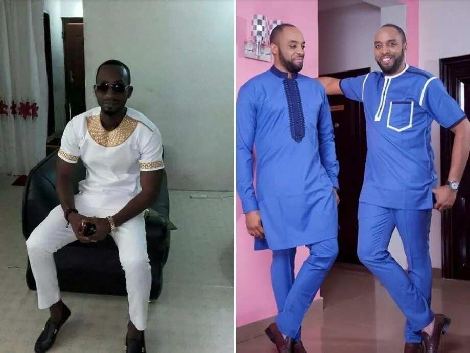 9ade468fd Senator Wears in Nigeria 2019: Best Designs for Men and Ladies ...