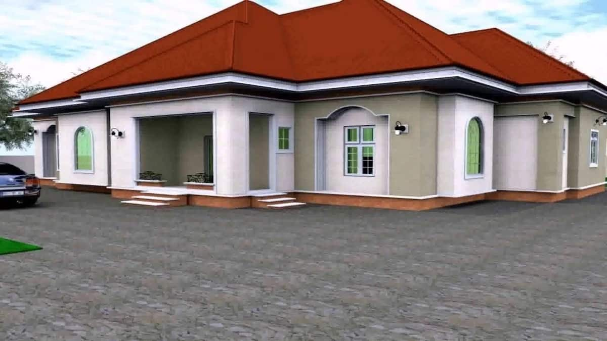 5 Beautiful House Designs In Nigeria Legitng