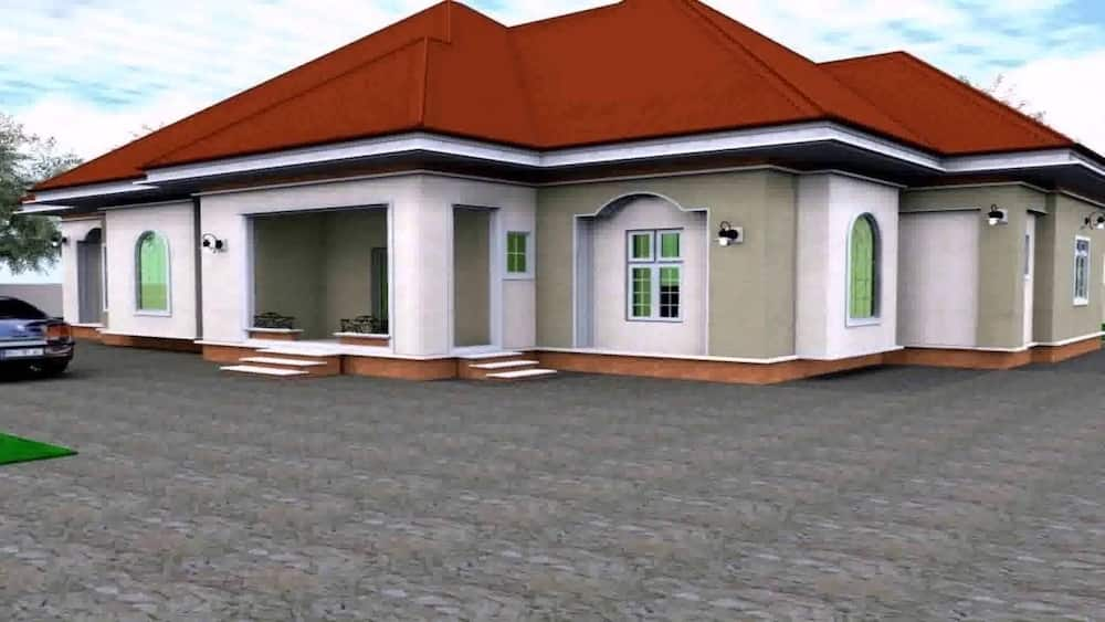 Modern duplex house designs in nigeria are also known it feels like you are living in two flats these houses are so big and comfortable
