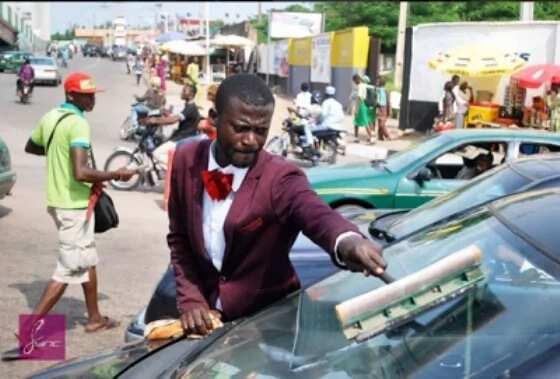 Unilorin dropout Abdulahi Olatoyan offered a job as a model