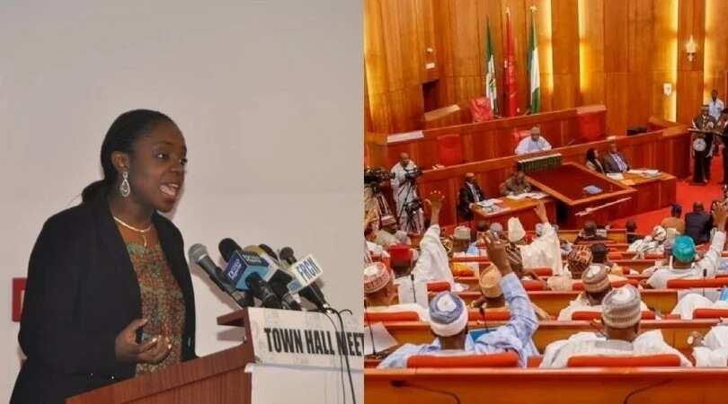 Ministar kudi Adeosun, da shuwagabannin majalisun kasar nan cikin badakalar biliyan 10
