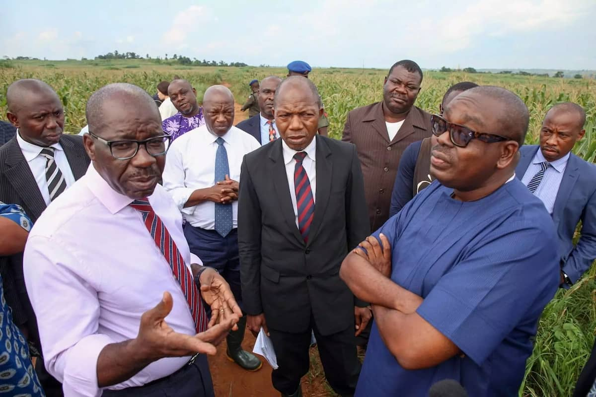 List of commissioners in Edo State Nigeria