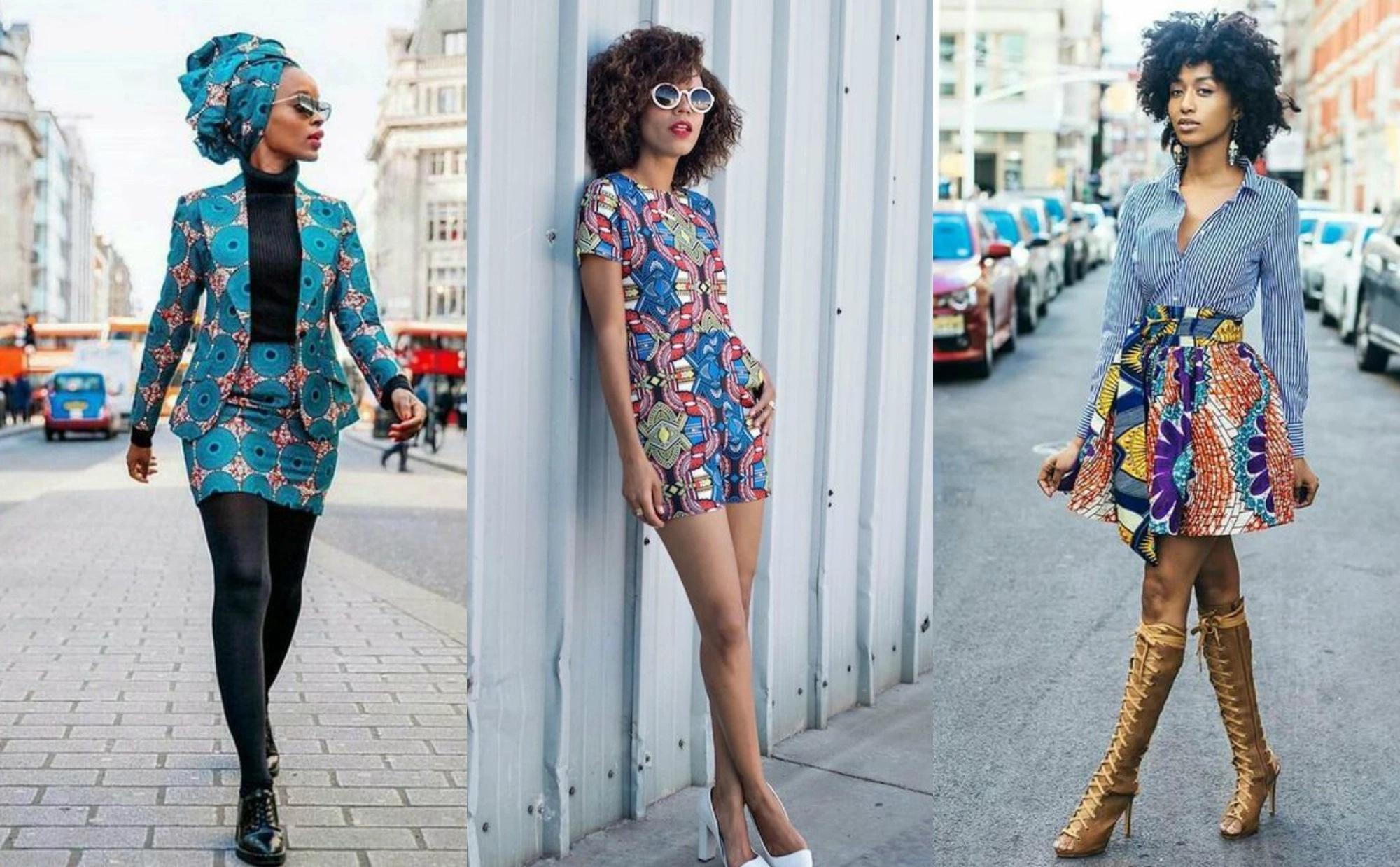 Best ankara styles for slim ladies