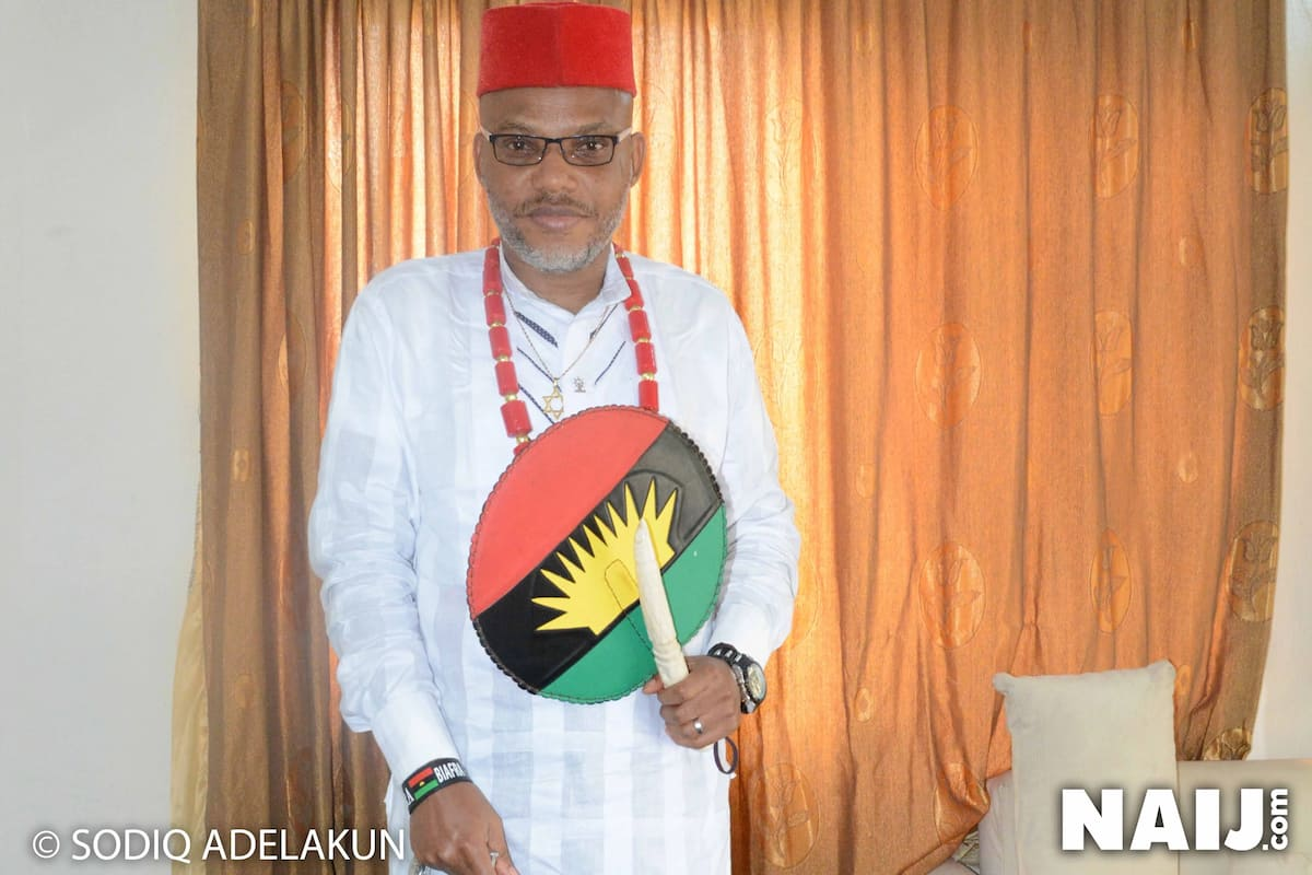 Why Nnamdi Kanu was not invited to South-East meeting with Osinbajo - Presidency