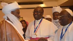 Sultan to CAN: It's false to say Christians are persecuted in Nigeria