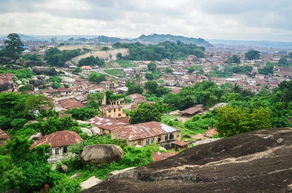 Ogun state capital
