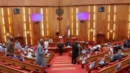 Breaking: Nigerian senators reportedly stay away from plenary, lawmakers adjourn sitting