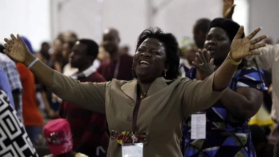 See Nigerian churches where single people are finding love