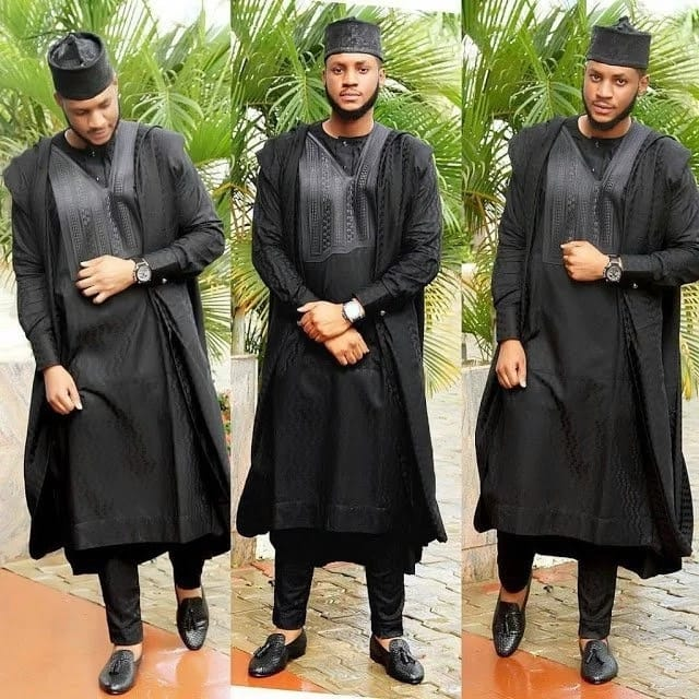 Traditional styles for men