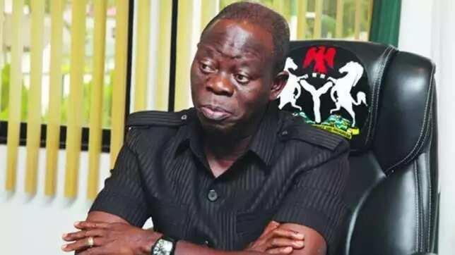 Zaben gwamnan Ekiti: Shure-shuren mutuwa a siyansance gwamna Fayose keyi - Oshiomole