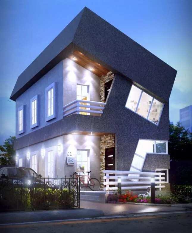 Strange Duplex Designs In Nigeria Photos Legit Ng Home Interior And Landscaping Elinuenasavecom