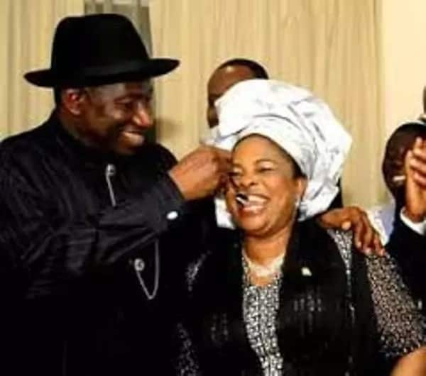 7 powerful throwback photos of ex-president Goodluck Jonathan and his wife Patience