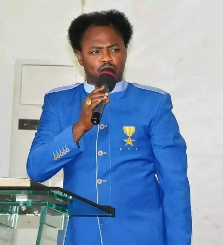Prophet ThankGod Abam reportedly dies just 2 days to son's dedication (photos)