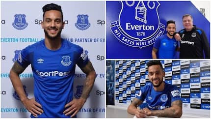 Official: Arsenal hero completes Everton move in £20m deal (photos)