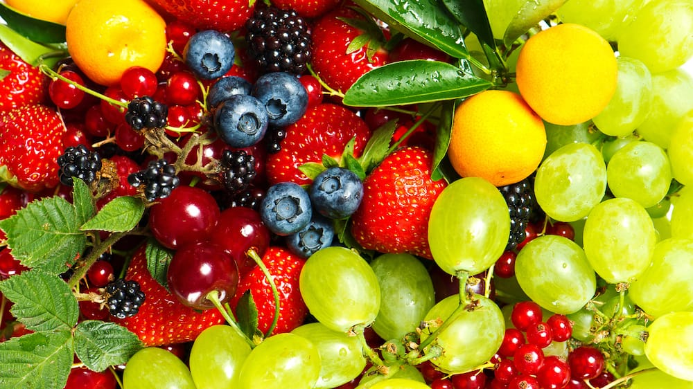 Fruits are the best products for ovulation stimulation
