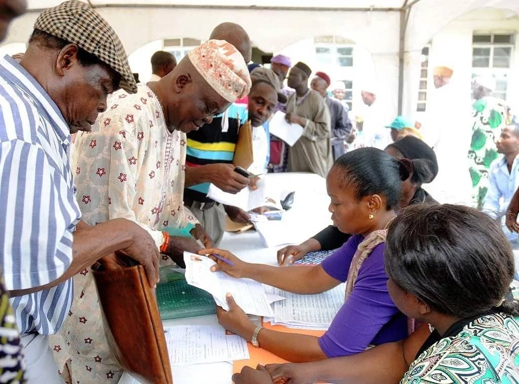 Age of retirement in Nigeria