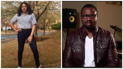 Stella Damasus slays in Daniel Ademinokan's outfit (photo)