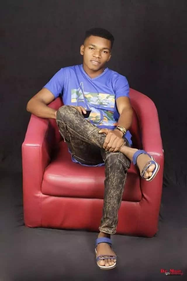 Lady pens down tribute after a final year student killed himself in Abia (photos)