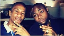 We love and miss you g - Davido says as he remembers late friend Tagbo Umeike a year after