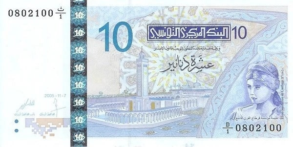 The World And Most Por Country In Africa As You Can See Above One Tunisian Dinar Is Worth Ngn 146 63 American Dollar Equals 2 45 Tnd