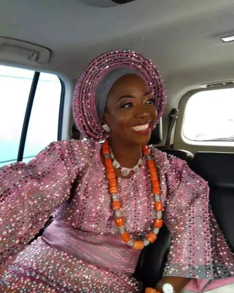 See photos from TV presenter Maupe Ogun's wedding ceremony