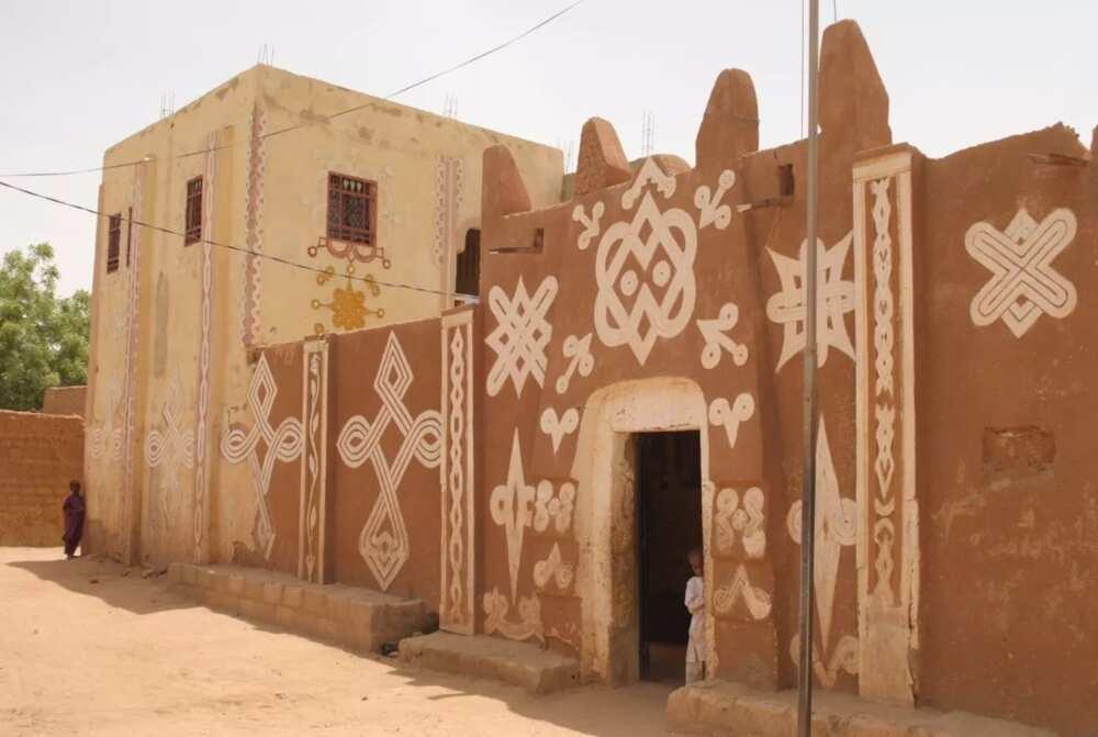 Hausa house