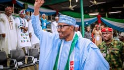 What I will do if I lose 2019 presidential election - President Buhari reveals