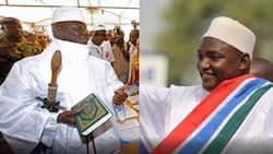 Adama Barrow goes after Jammeh's property in Gambia after ex-president allegedly stole $50m